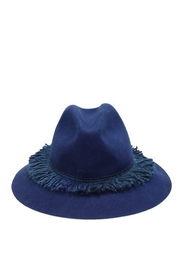 Helena Berman London Şapka Mavi